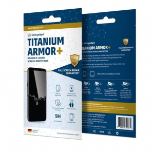 Titanium Armor+ Liquid Screen Protector